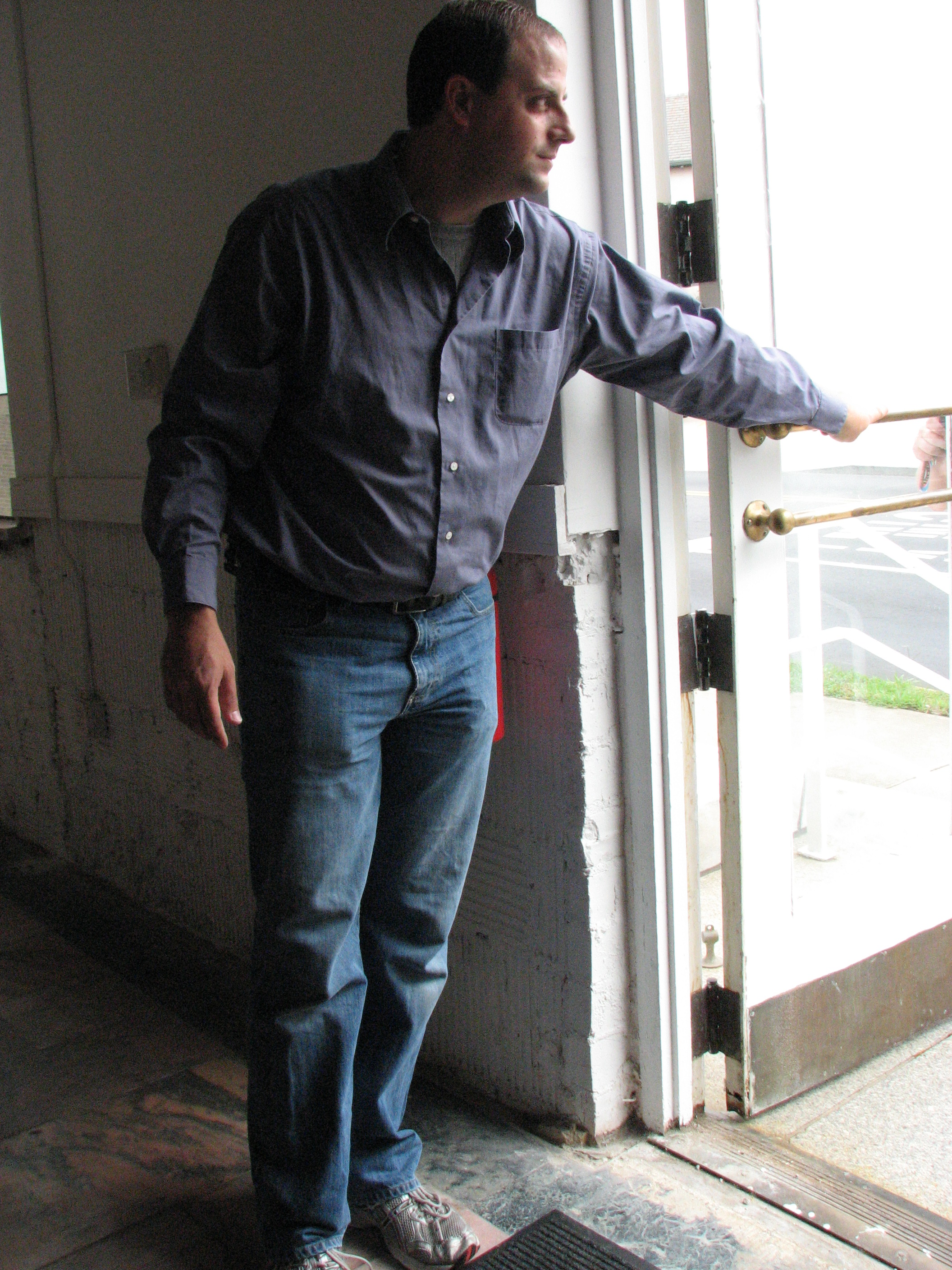 June 14th, 2007, I opened the door to the public for the first time.